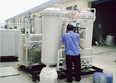 الصين Industrial / Medical Liquid Nitrogen Plant , 1000 m³ / hour PSA Nitrogen Production Plant موزع
